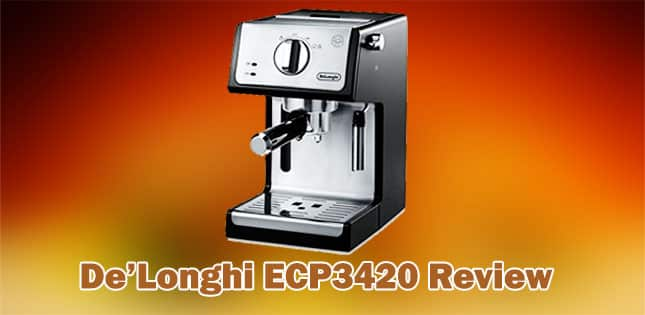 DeLonghi ECP3420 Review 2019